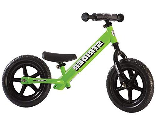 Strider Balance Bike, Ages Months to Years, Green