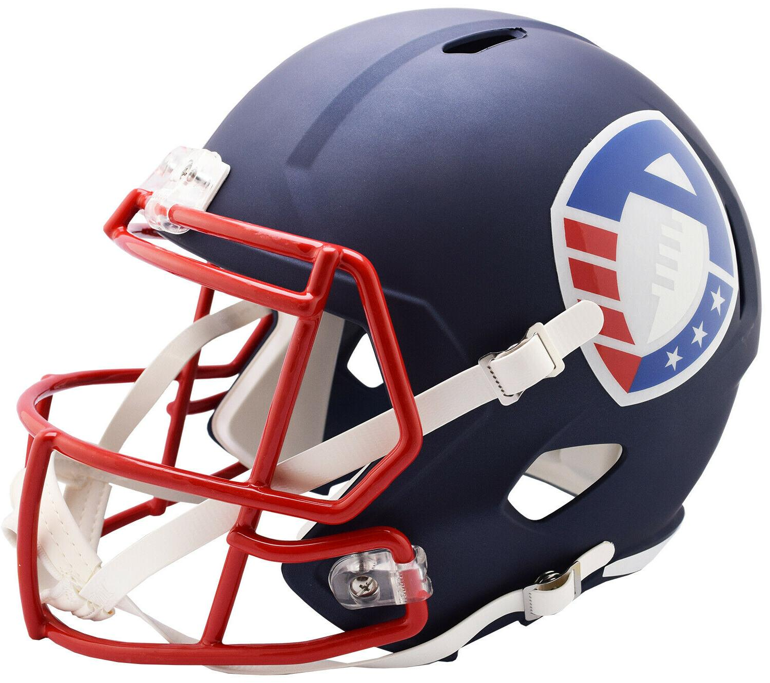 aaf alliance american football speed mini football