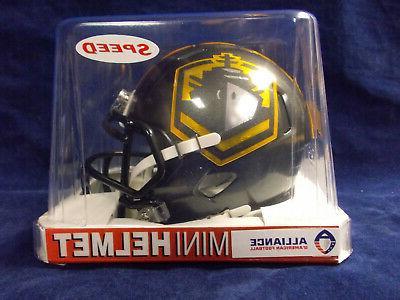aaf san diego fleet speed mini helmet