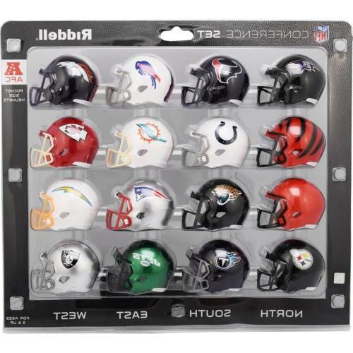 Riddell Pocket Football Helmet 32 Helmets 2020