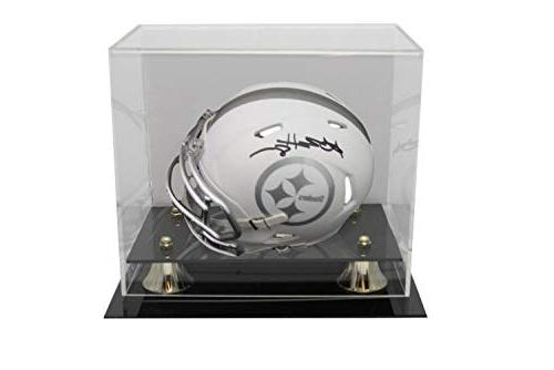 antonio brown autographed signed pittsburgh steelers ice