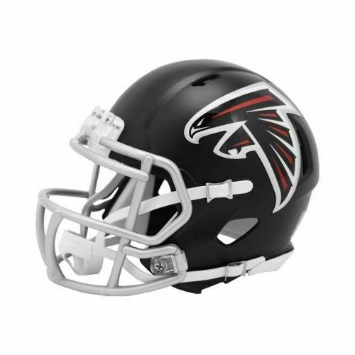 atlanta falcons replica speed mini football nfl