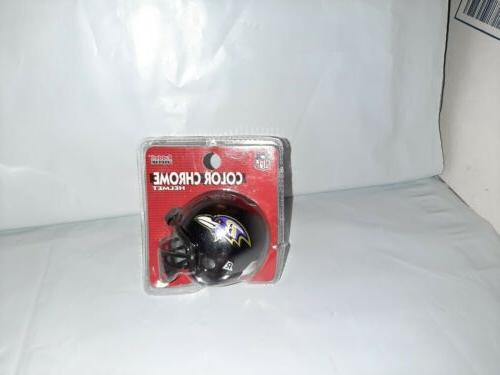 baltimore ravens color chrome nfl gumball mini