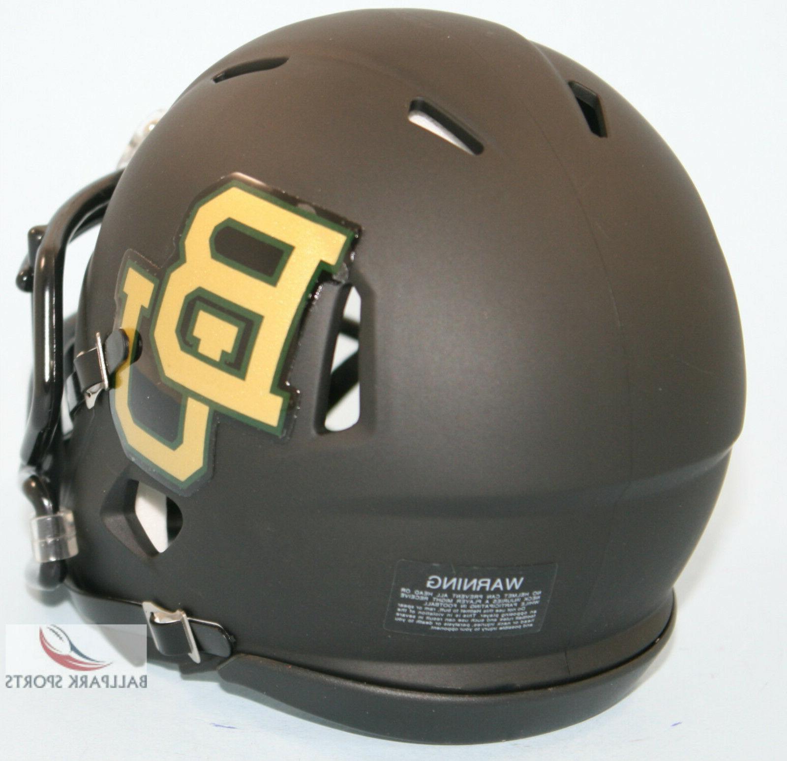 BAYLOR Riddell Speed Mini Helmet