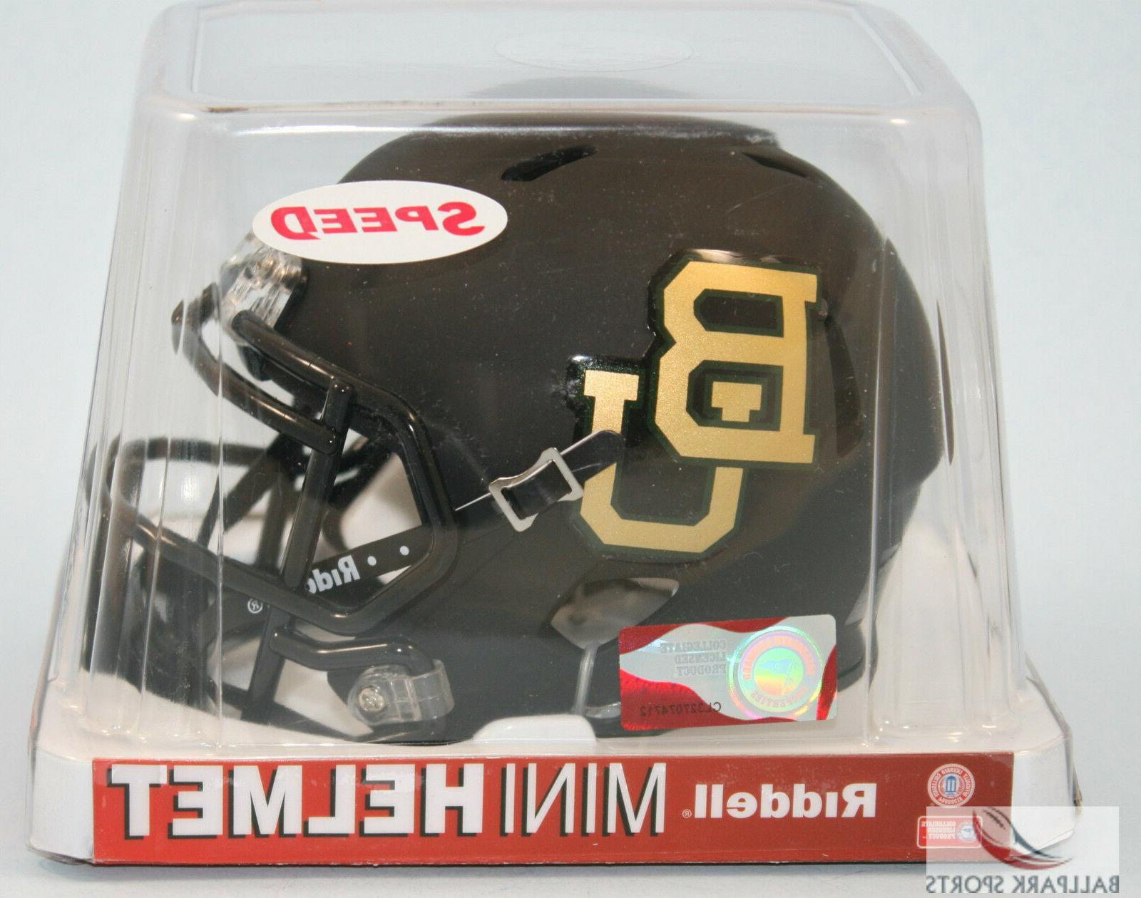 BAYLOR Riddell Mini Helmet