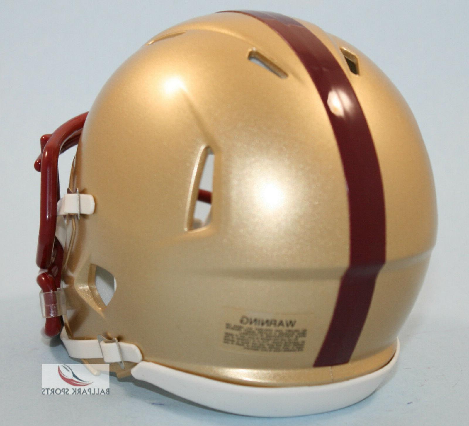 BOSTON COLLEGE Riddell Mini Helmet