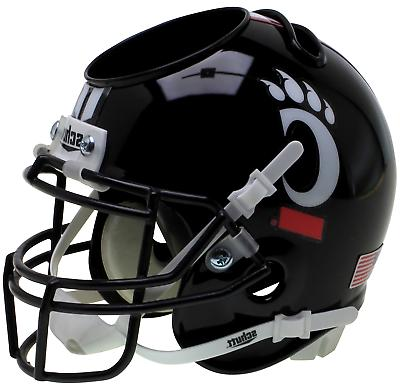 CINCINNATI BEARCATS NCAA Schutt Mini Football Helmet DESK CA