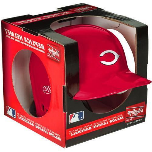 cincinnati reds mini batting baseball helmet