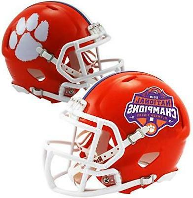 clemson tigers cfp 2018 national champions revolution