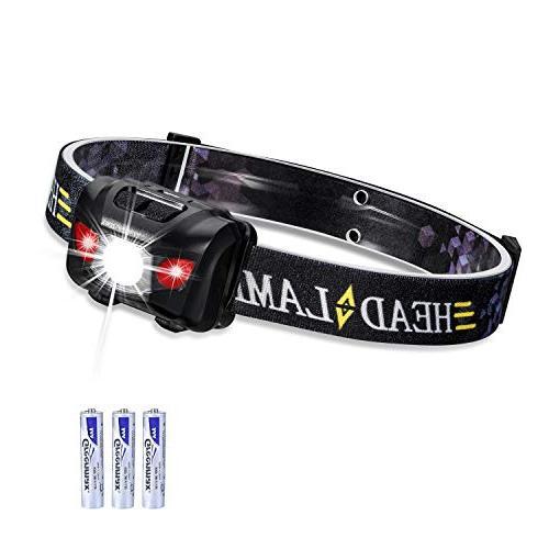cree headlamp flashlight waterproof
