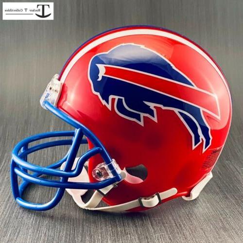 Riddell Custom Buffalo Bills Throwback VSR4 Helmet Blue