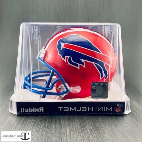 Riddell Custom Buffalo Throwback 1984-1986 Helmet Rare