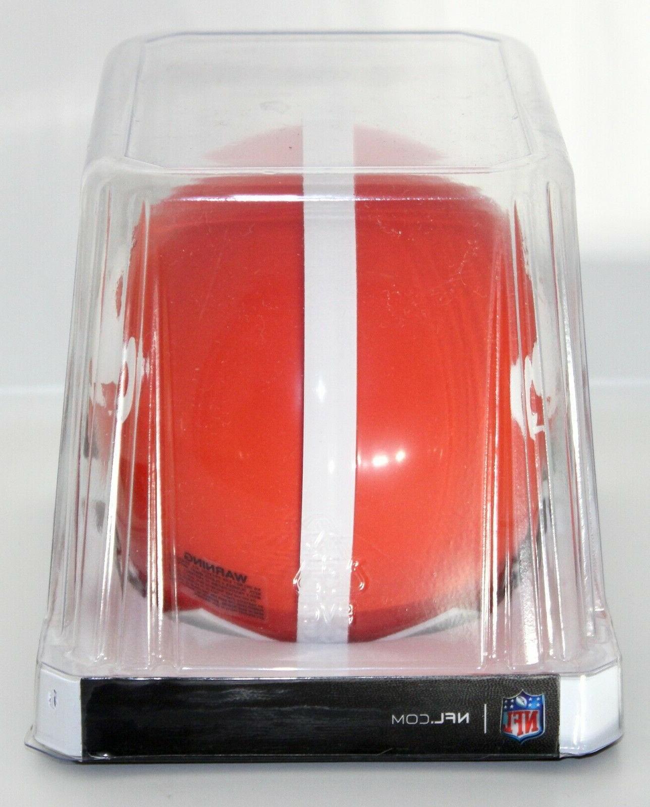 Denver NFL Riddell Throwback Mini