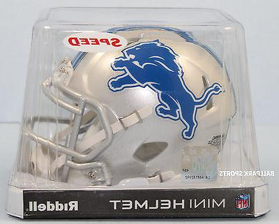 DETROIT LIONS - Speed Mini