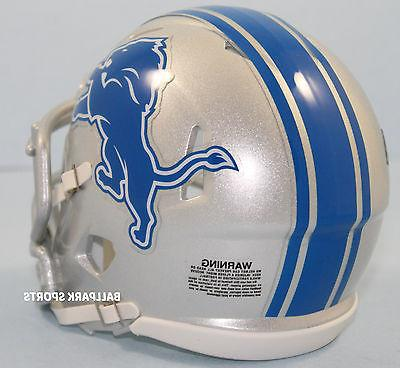 DETROIT LIONS Riddell Speed