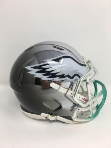 Eagles CHROME speed helmet
