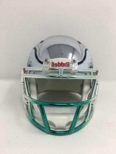 Eagles three CHROME mini helmet