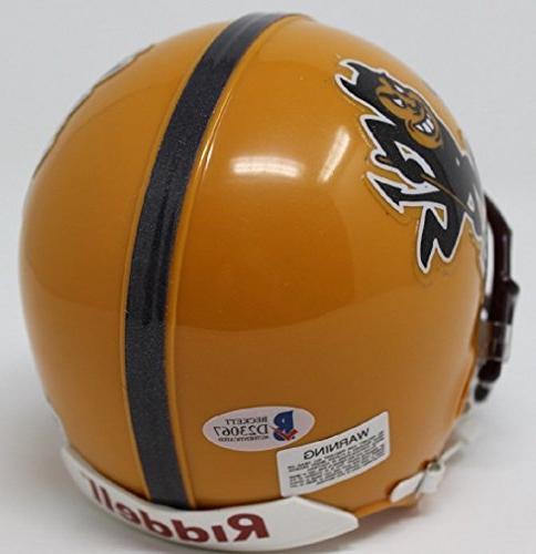 Helmet Autographed Arizona Sun BAS
