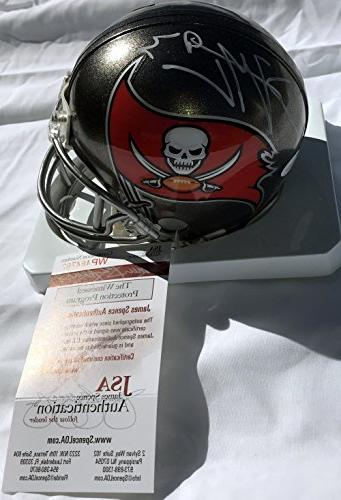 gerald mccoy hand signed autographed