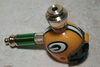 green bay packers nfl pocket mini football