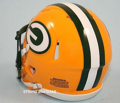 GREEN PACKERS Riddell