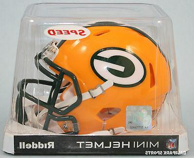 GREEN BAY PACKERS - Riddell Helmet