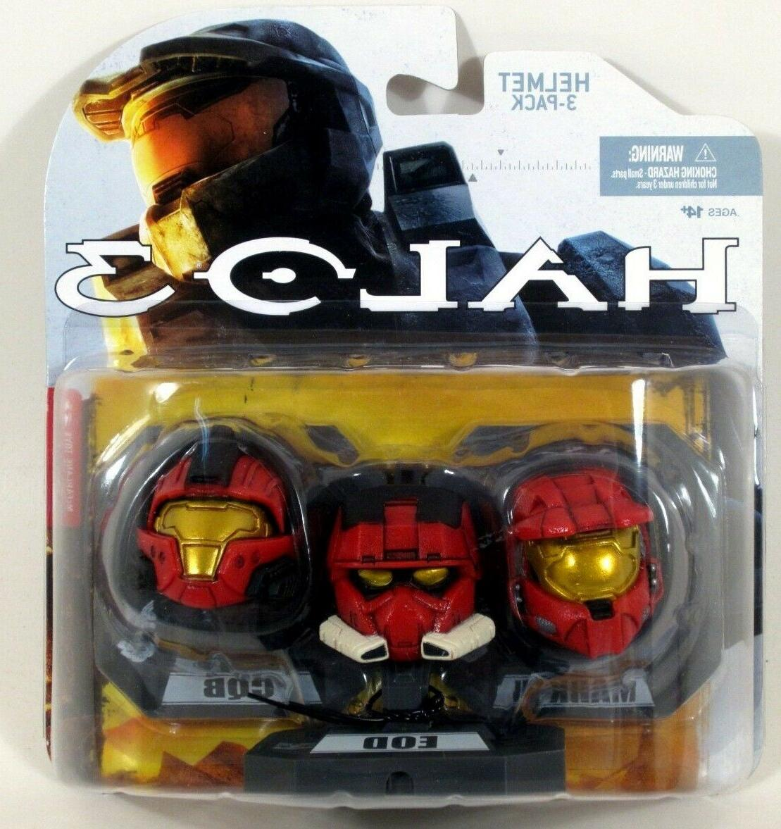 McFarlane Mini Helmet MARK EOD, CQB - gold