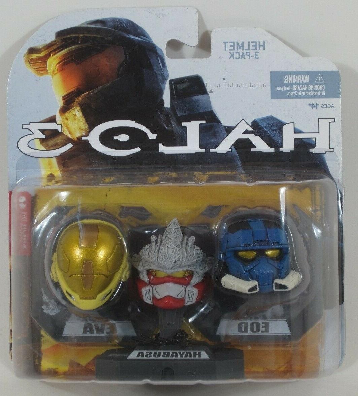 McFarlane Halo Mini Helmet MARK VI, EOD, - red gold