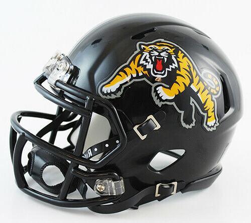 hamilton tiger cats cfl speed mini football