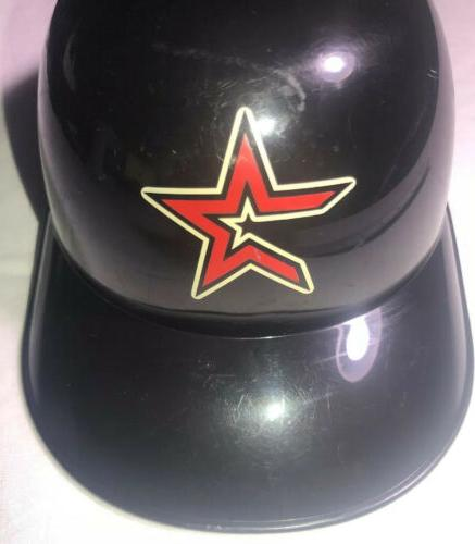 houston astros mini baseball helmet ice cream