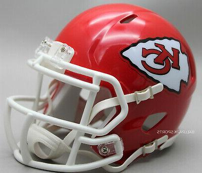 KANSAS Riddell Speed Helmet