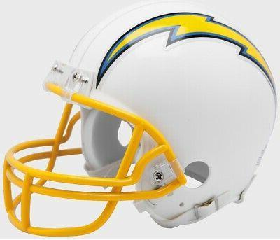 los angeles chargers 2019 mini football helmet