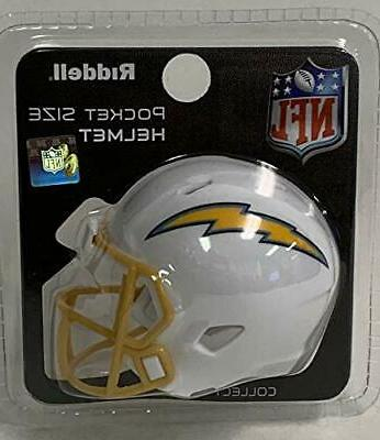 los angeles chargers nfl revolution speed mini