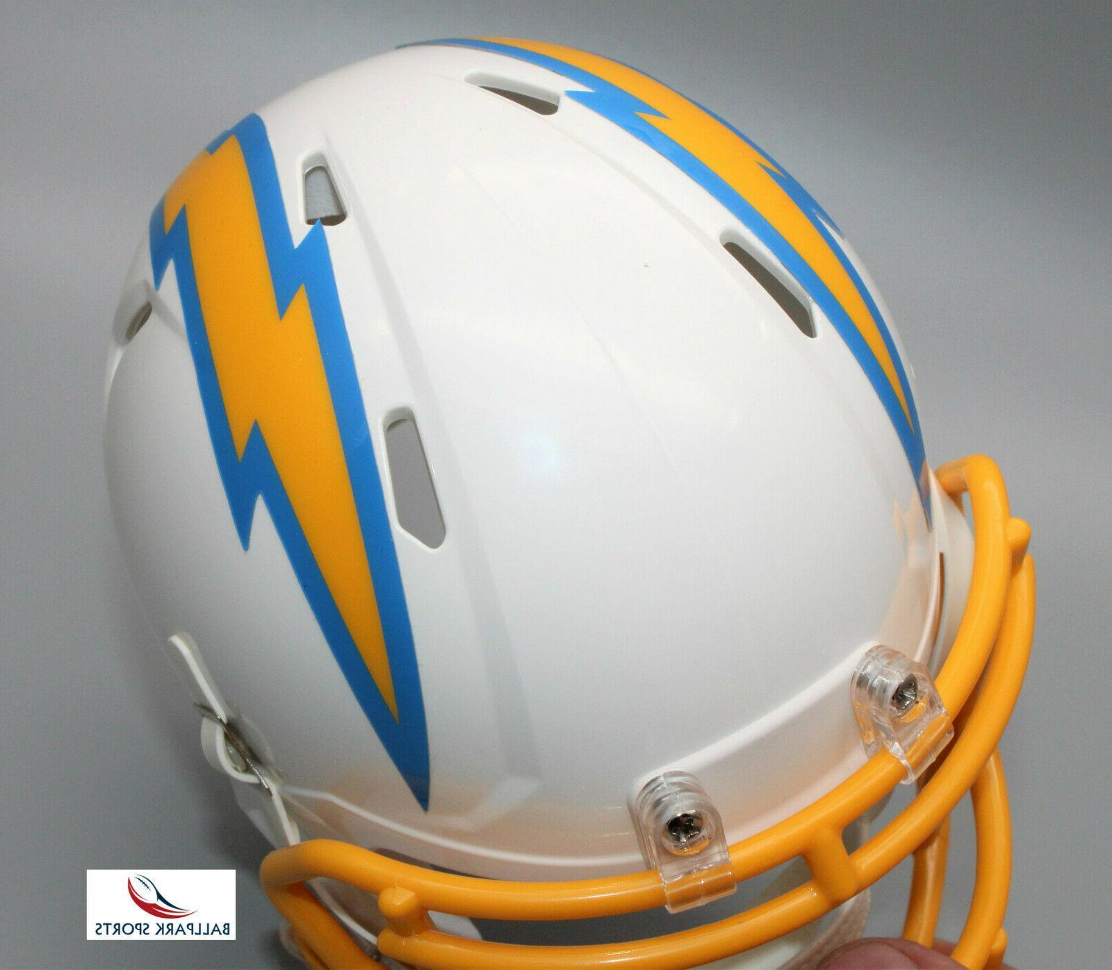 LOS CHARGERS Riddell Mini Helmet 2020