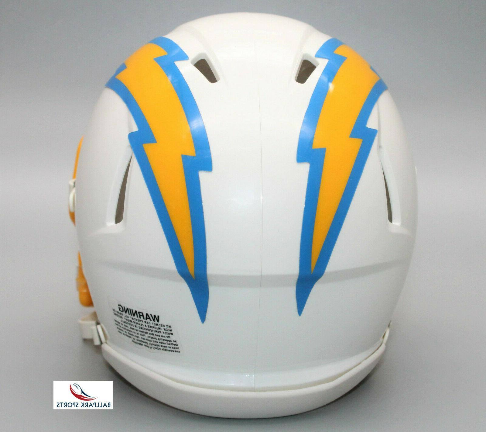LOS ANGELES CHARGERS - Riddell 2020 DESIGN