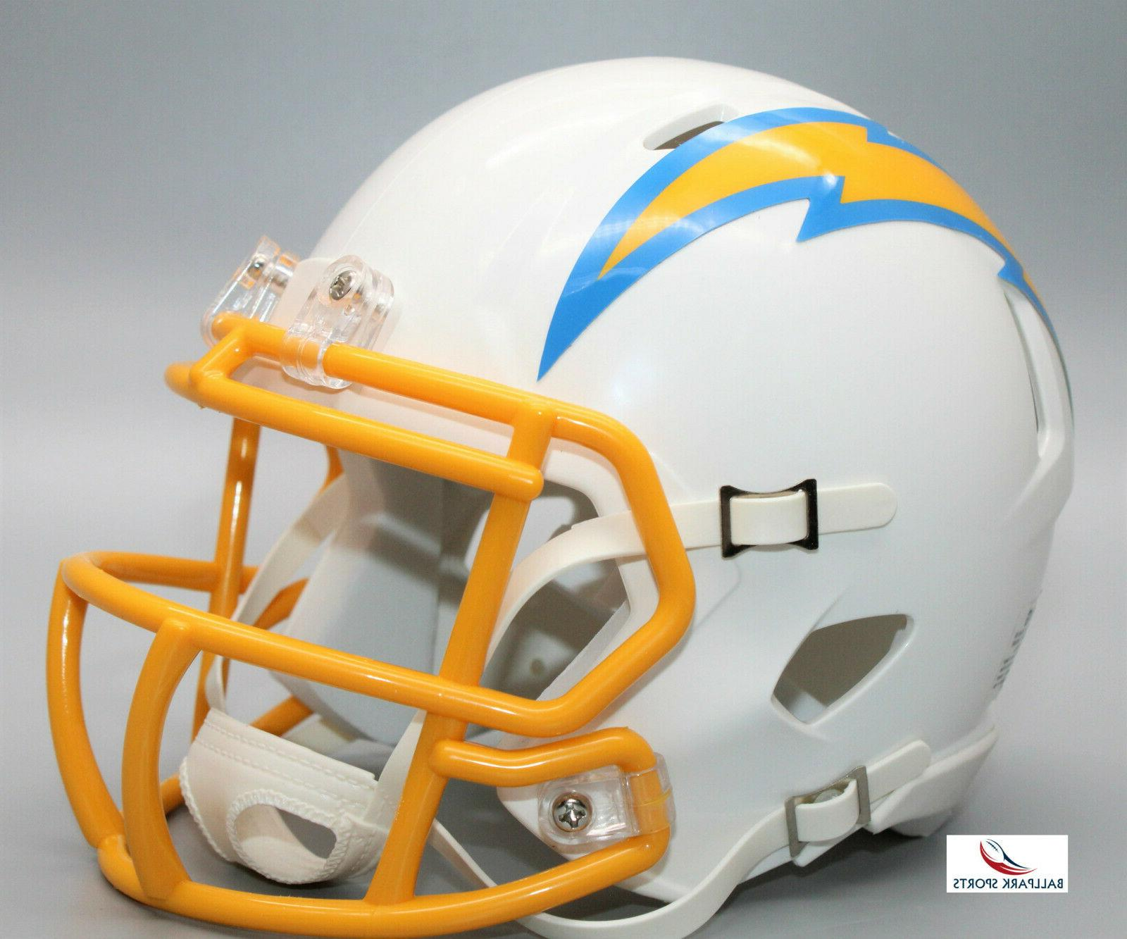 LOS ANGELES CHARGERS Riddell Speed Mini 2020
