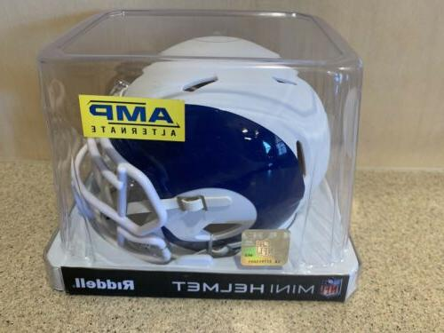 Los NFL Riddell Speed Mini Helmet,