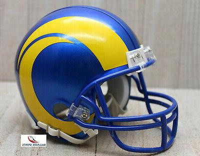 LOS ANGELES RAMS - Riddell VSR4 Mini