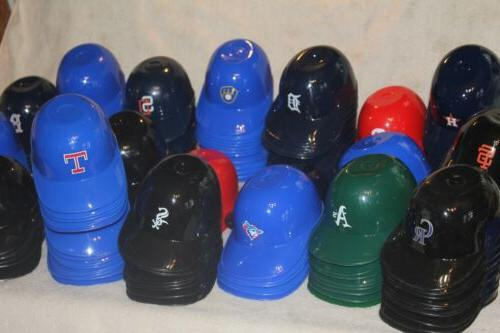 major league baseball mini batting helmet souvenir