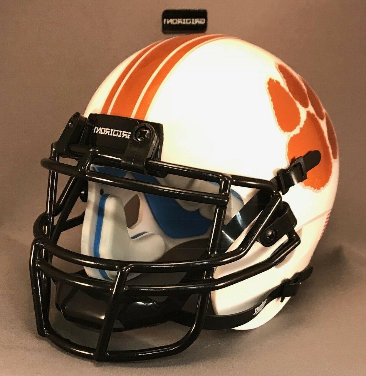 Mini football helmet Facemask with Screws