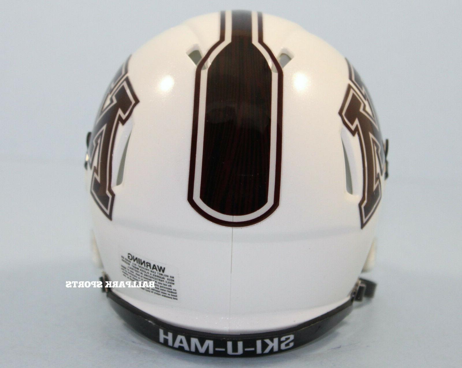 MINNESOTA GOPHERS Riddell Speed Helmet