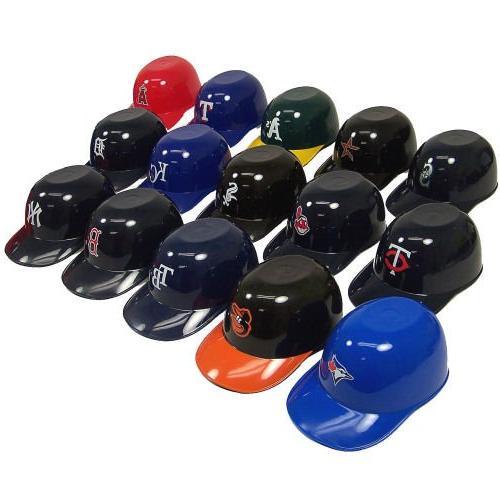 MLB 8oz Helmet Bowls