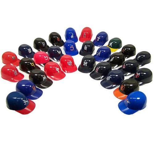mlb logo mini baseball