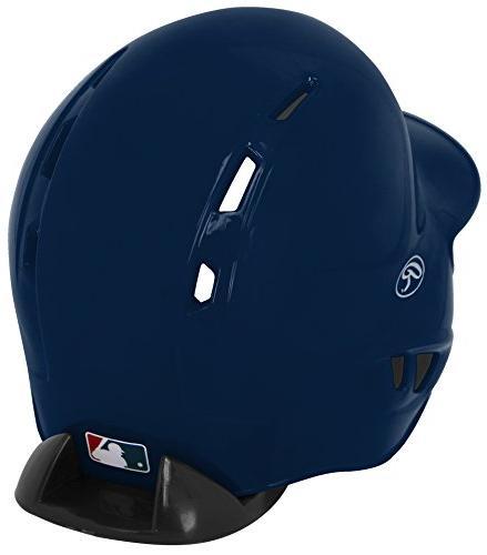 MLB York Mini Replica Helmet, Blue