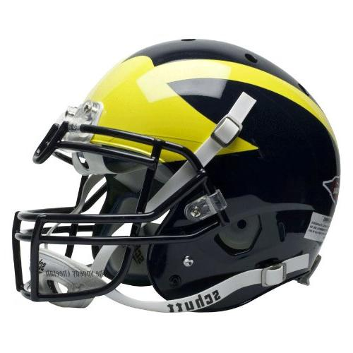 ncaa michigan wolverines authentic xp