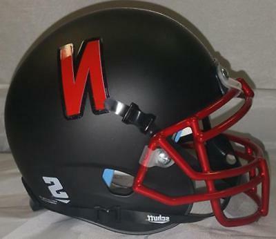 nebraska cornhuskers schutt mini helmet alternate 2015