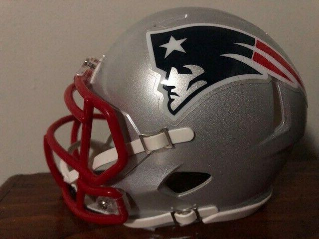New Patriots Bowl Champions Football