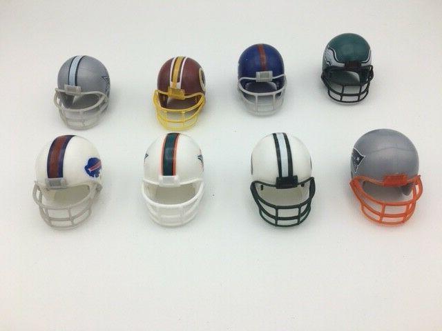 New Logos - NFL Helmet Toppers