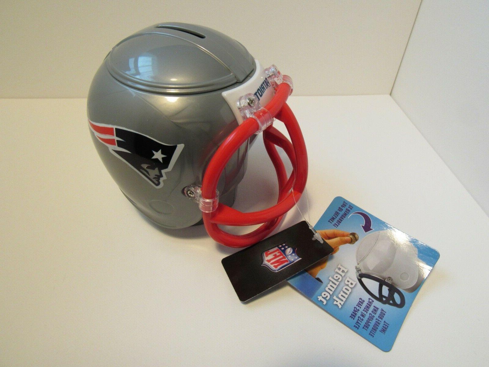 new nfl new england patriots mini helmet