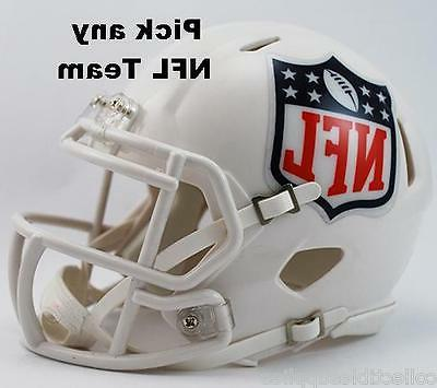 new revolution speed nfl mini football helmet